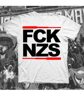 Camiseta Fucks Nazis - Madriz Warriors