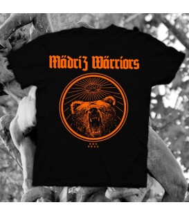 Camiseta Logo - Madriz Warriors