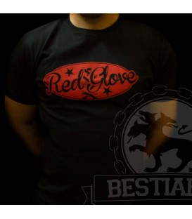 Red Glove - Logo - Negra
