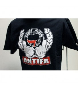 Camiseta Chica Sierra Madrid Antifa - FREELIFE