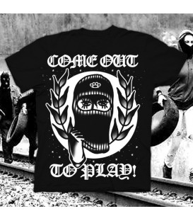 Camiseta Come Out - Madriz Warriors