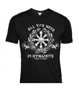 Camiseta Chica Dynamite - FREELIFE