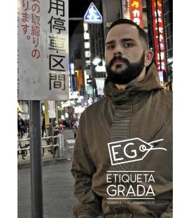 Etiqueta Grada Magazine Número 3