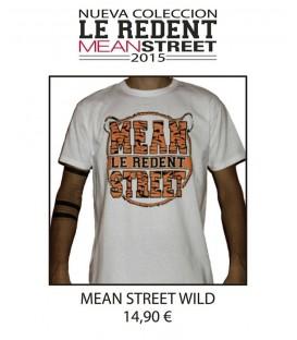 Camiseta Mean Street Wild - Le Redent