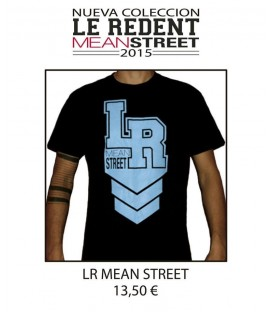 Camiseta Mean Street - Le Redent