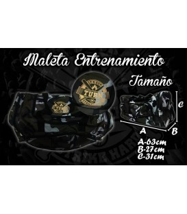Maleta Entrenamiento Camuflaje - Its Our Turn