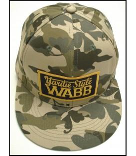 Gorra snapback camo - WABB