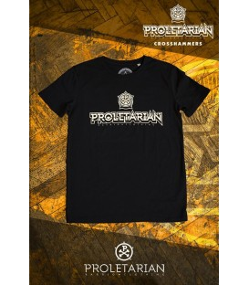 Camiseta Proletarian Crosshammers - Proletarian Clothing