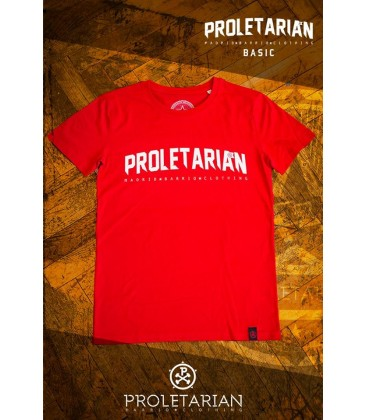 Camiseta Proletarian Crosshammers - Proletarian Clothing