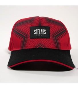 Gorra Red star cap - Stelars