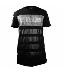 Camiseta Long Leather - Stelars