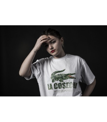 Camiseta La Cosecha Blanca - MDK