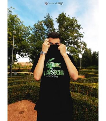 Camiseta La Cosecha Negra - MDK