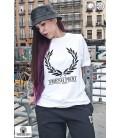 Camiseta Fresh Pirris Blanca - MDK