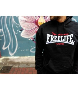 Sudadera Bordada Kaos - FREELIFE