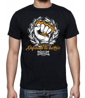Camiseta defiende tu barrio 2016 - FREELIFE