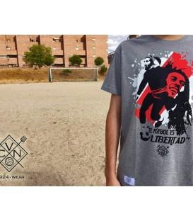 Camiseta El Futbol Es Libertad - VCN