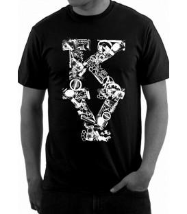 Camiseta Komando Vikalvaro