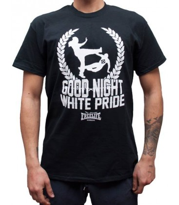 Camiseta Good Night White Pride - FREELIFE