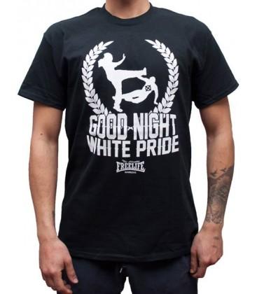Camiseta Good Night White Pride - FREELIFE