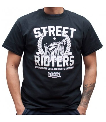 Camiseta Street Rioters - FREELIFE