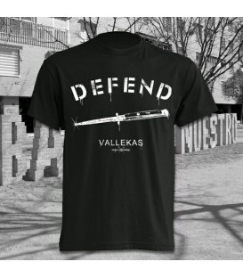 Camiseta Defend Vallekas - Madriz Warriors