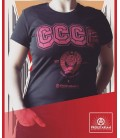 Camiseta CCCP-100º Aniversario de la Revolución Soviética Mujer - Proletarian Clothing