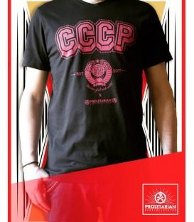 Camiseta CCCP-100º Aniversario de la Revolución Soviética Hombre - Proletarian Clothing