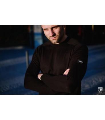 Jersey Sweater Royal Black - PG WEAR