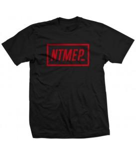 Camiseta Chico No Te Metas En Politica Negra - NTMEP