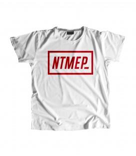 Camiseta Chica No Te Metas En Politica Blanco - NTMEP