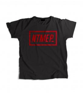 Camiseta Chica No Te Metas En Politica Negro - NTMEP