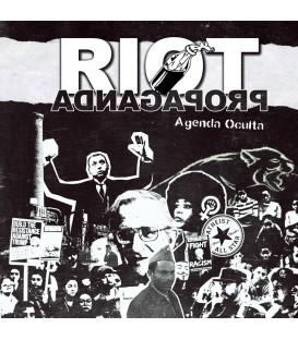 Riot Propaganda - agenda oculta - CD
