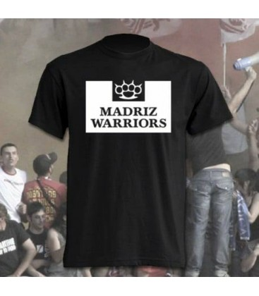 Camiseta Madriz Offender - Madriz Warriors