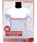 Camiseta Solidaria - Bukaneros