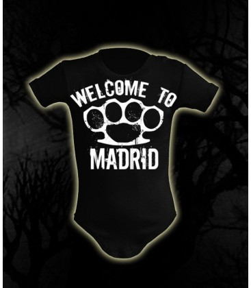 Baby welcome to Madrid - Bloodsheds