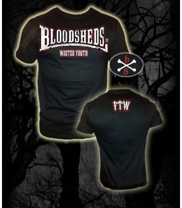 Camiseta FTW - Bloodsheds