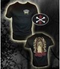 Camiseta virgen tattoo - Bloodsheds