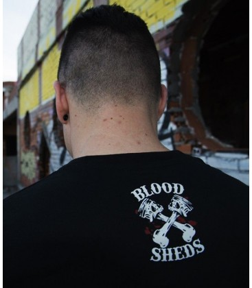 Camiseta Trapped - Bloodsheds