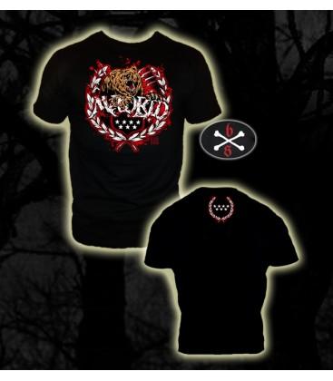 Camiseta Madriz Oso - Bloodsheds