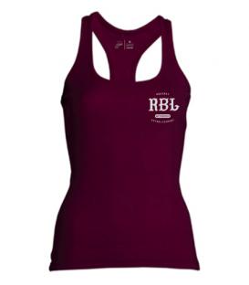 Camiseta Chica RBL - Notorious