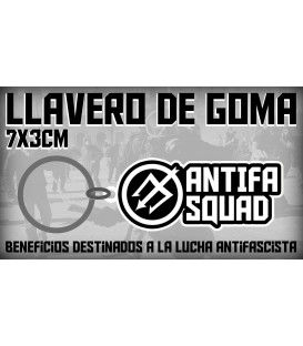 Llavero Antifa Squad - Its Our Turn