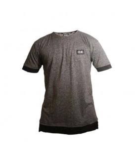 Camiseta Encoded grey - Stelars