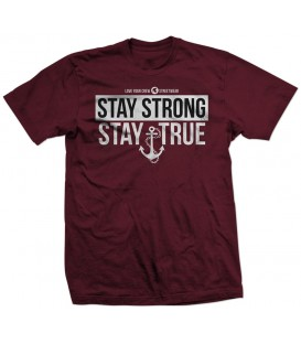 Stay Strong Stay True - LOVE YOUR CREW