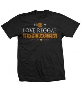 Love Reggae Hate Racism - LOVE YOUR CREW