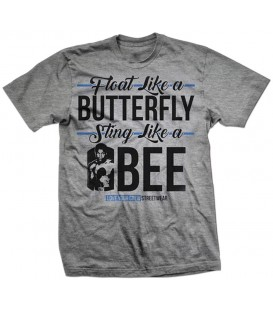 Float like a butterfly sting like a bee - LOVE YOUR CREW