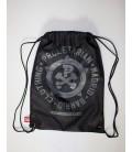 Bolsa cuerdas premium- PRLTRN-CH-Circulo Negra - PROLETARIAN