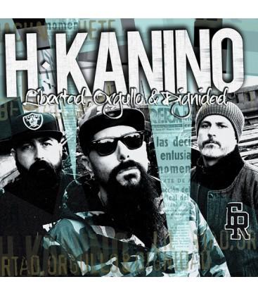 H Kanino - Libertad,Orgullo & Diginidad - CD