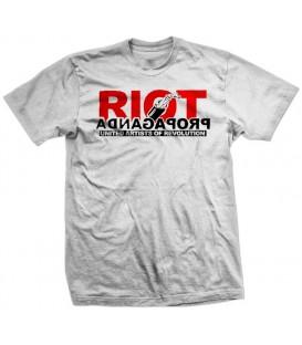 Camiseta Logo - RIOT PROPAGANDA