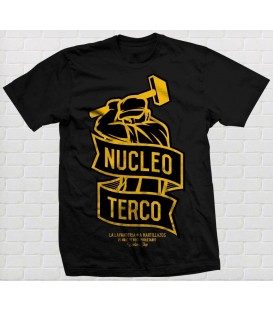 Camiseta Chica Nucleo Terco 15 aniversario - WE RESIST